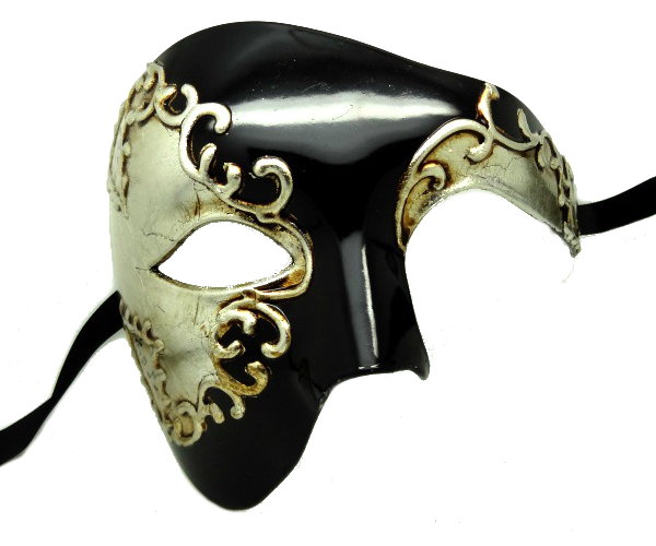 Phantom Masquerade Mask