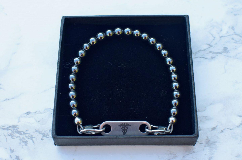 Butler & Grace Medical Alert Bracelet
