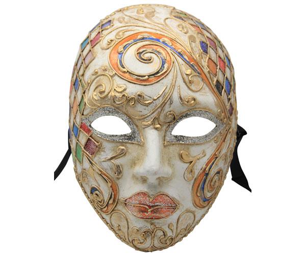 Traditional Carnival Masquerade masks