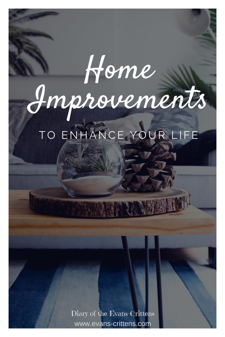 home improvement, Home Improvement Changes to Enhance Your Life