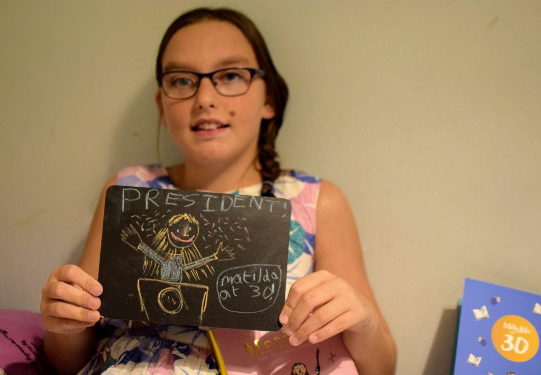 Matilda at 30 New Quentin Blake Book Illustrations