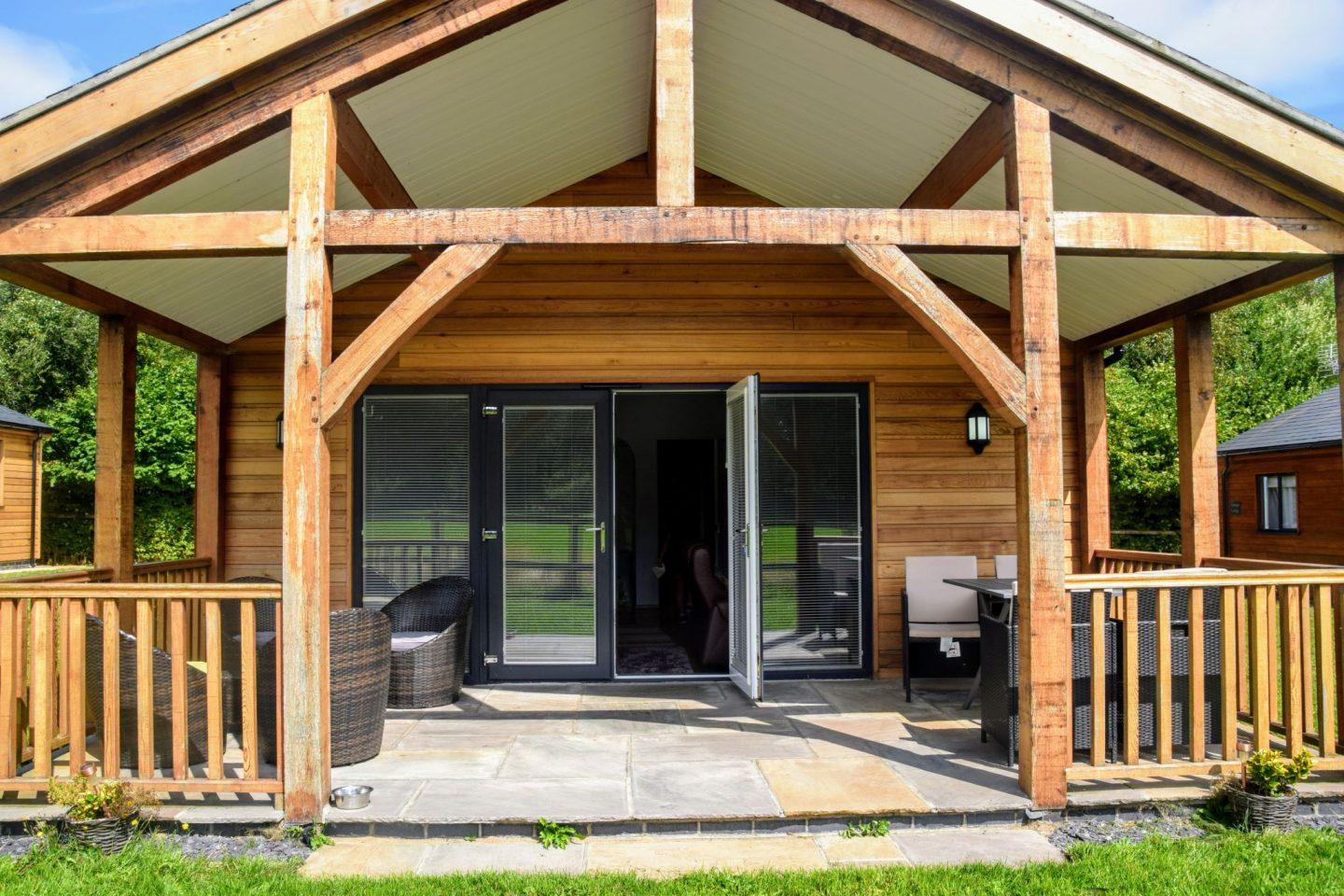 , Travel:  A Weekend at Oscar Lodge, Birchdale Farm, Lincolnshire