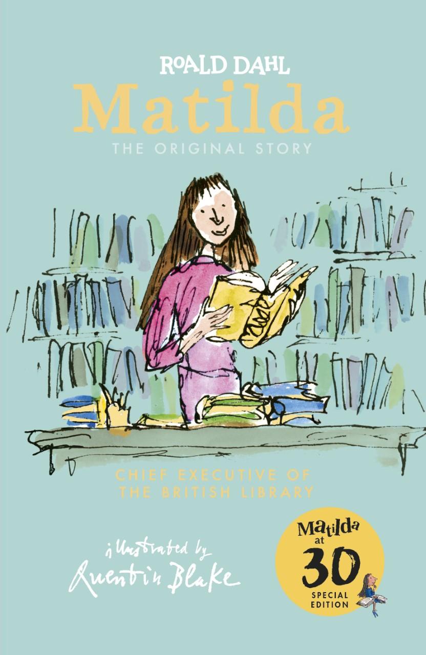 , Happy Birthday Matilda:  Matilda at 30