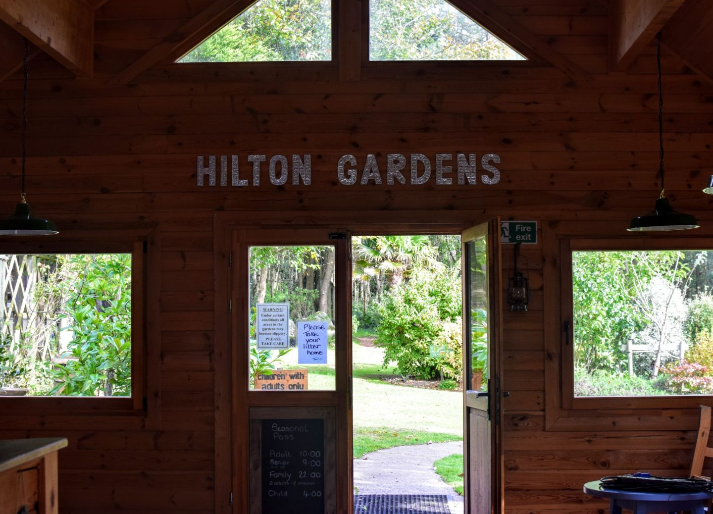 , Snapshots of Hilton Court Garden, October 2018