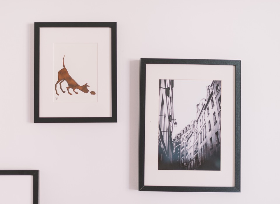 , Home:  12 Tips That Will Help You To Create The Most Perfect Gallery Wall