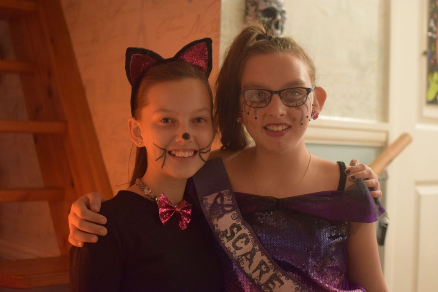 , Halloween with Family and Friends 2018