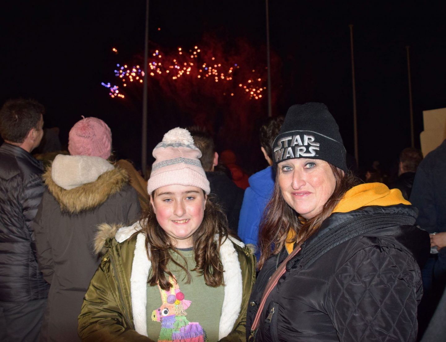 , Bonfire Night 2018