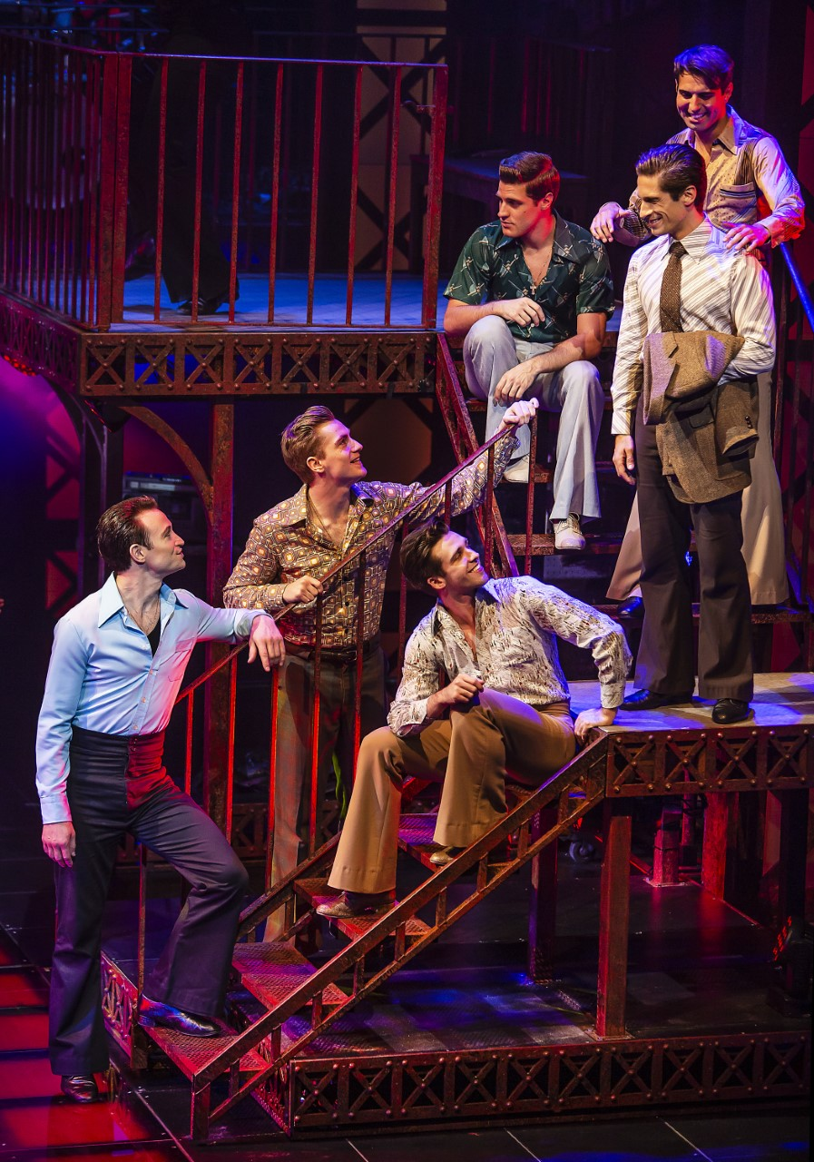 Saturday Night Fever Review, Saturday Night Fever Review, Wales Millennium Centre