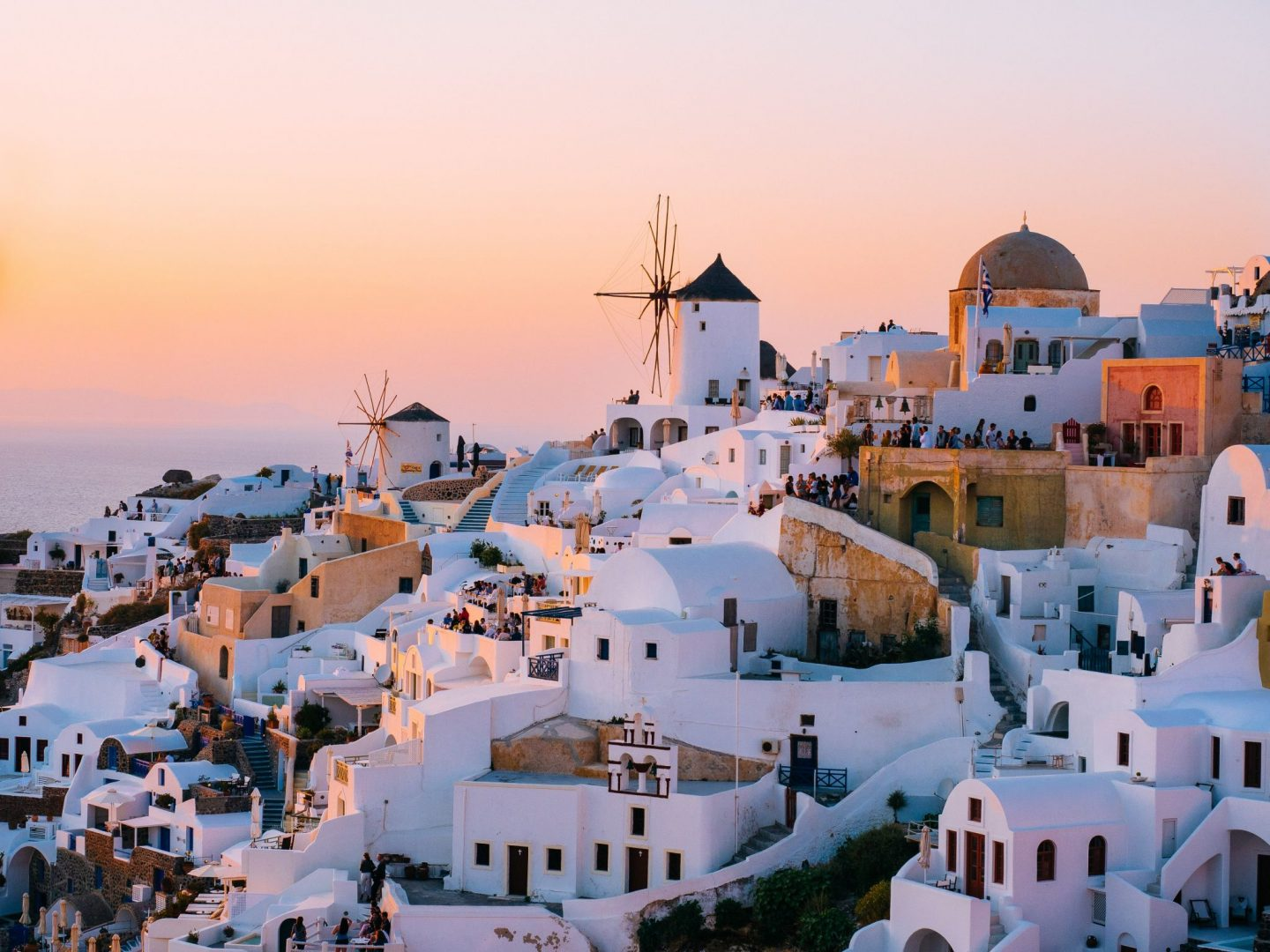 , Travel:  A Dream Vacation In Greece