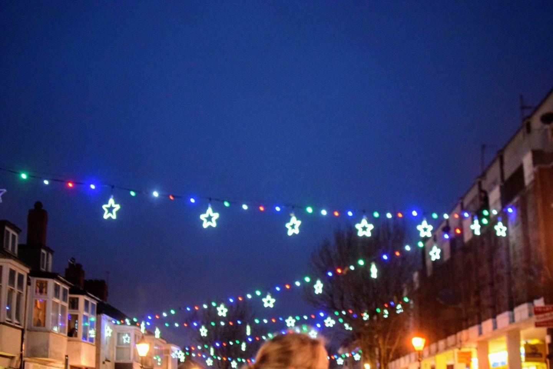 lantern parade, Christmas is Coming…The Lantern Parade