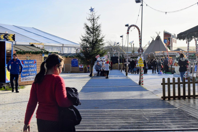 Carmarthen Winter Wonderland, Carmarthen Winter Wonderland