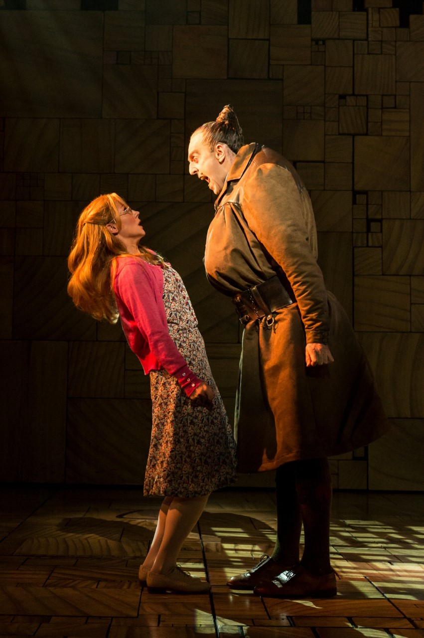 , Roald Dahl's Matilda the Musical at Wales Millennium Centre #Review