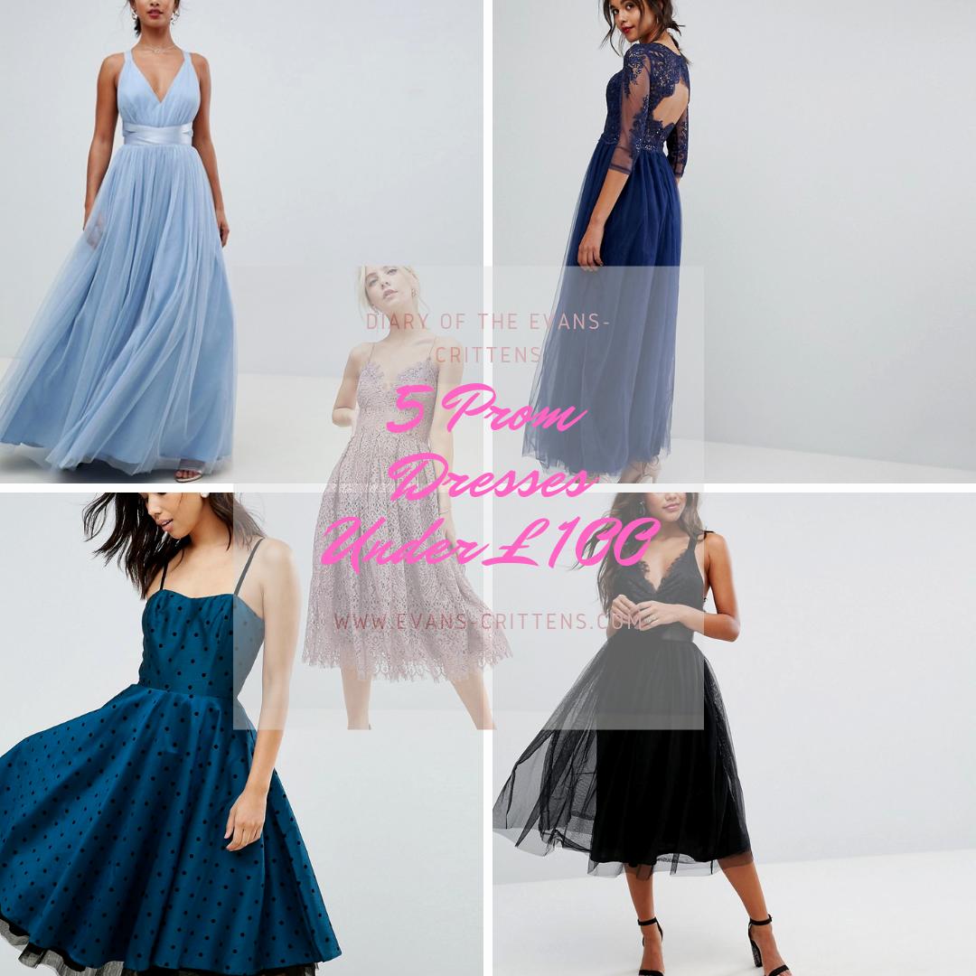 find a prom dress