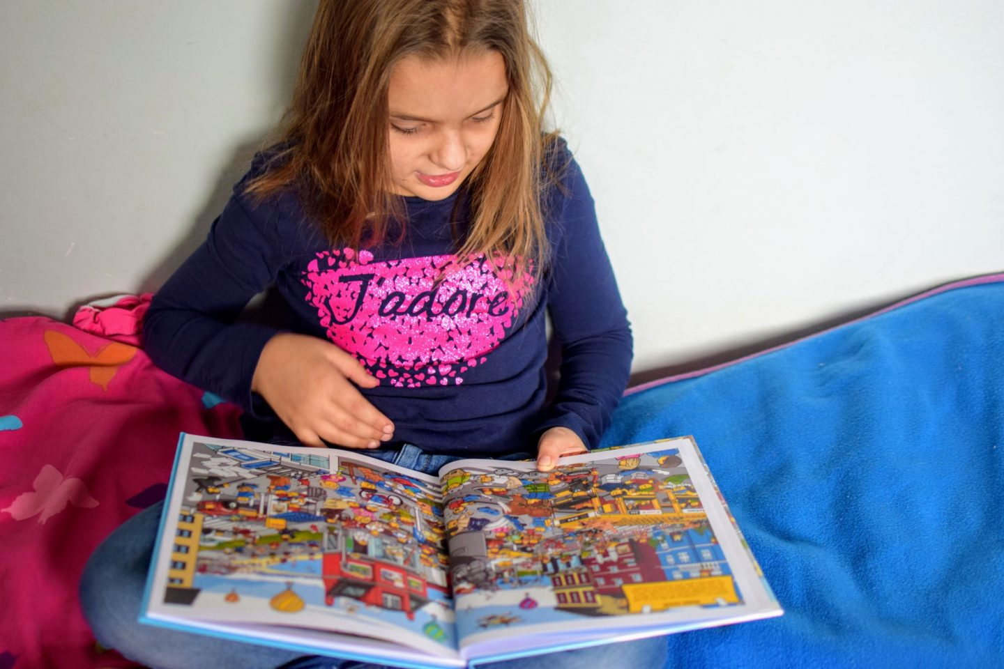 , Penwizard Personalised  LEGO Search and Find Book Review and Giveaway