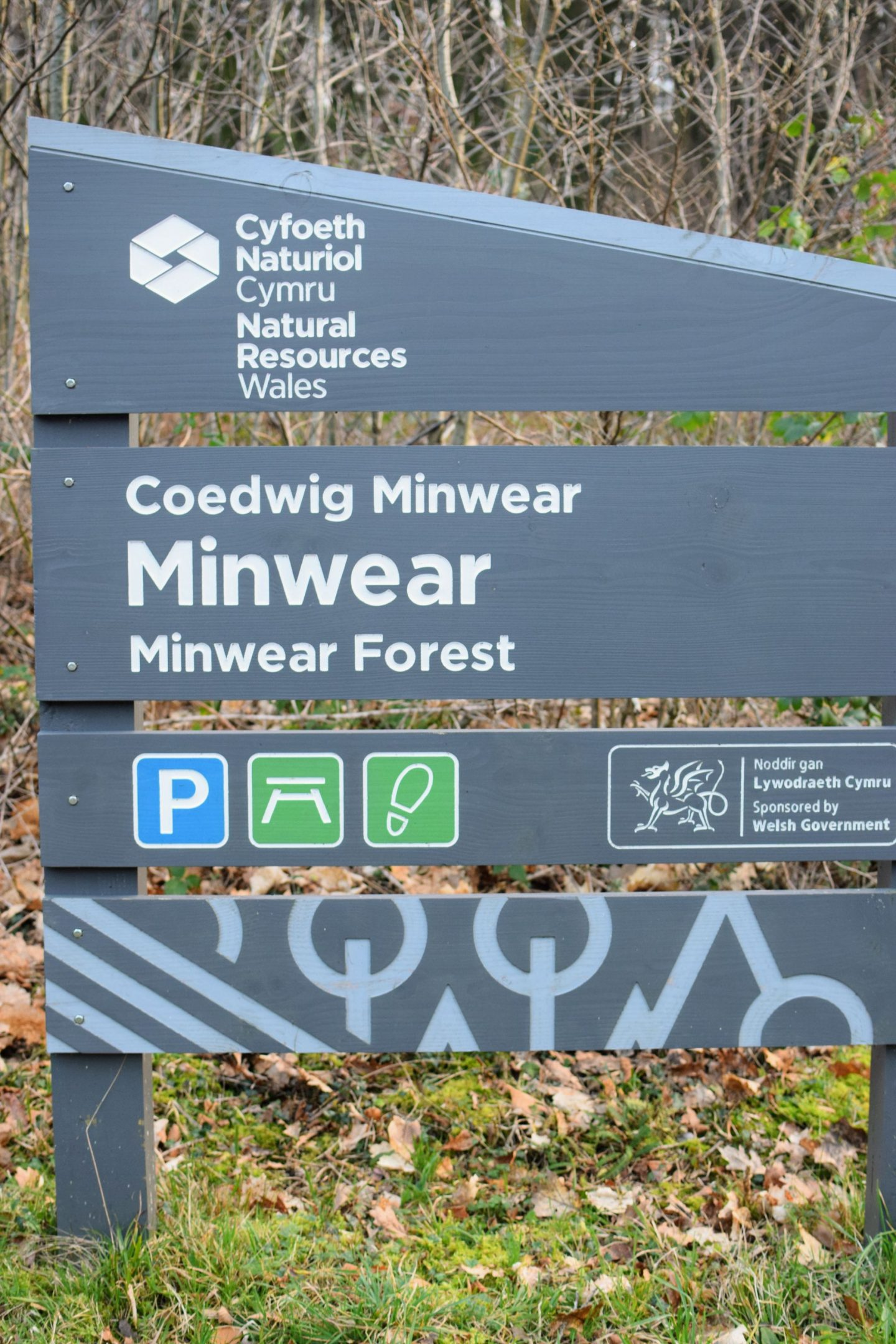 , A Circular Walk at Minwear Forest, Pembrokeshire
