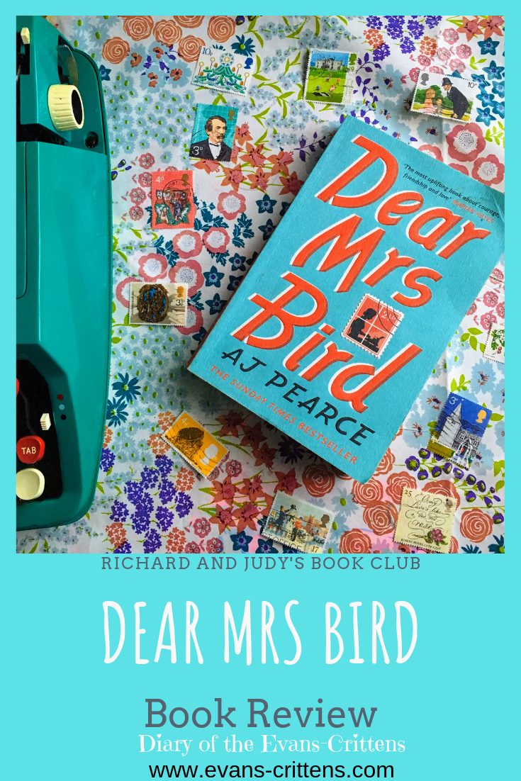 ", ""Dear Mrs Bird"" Book Review"