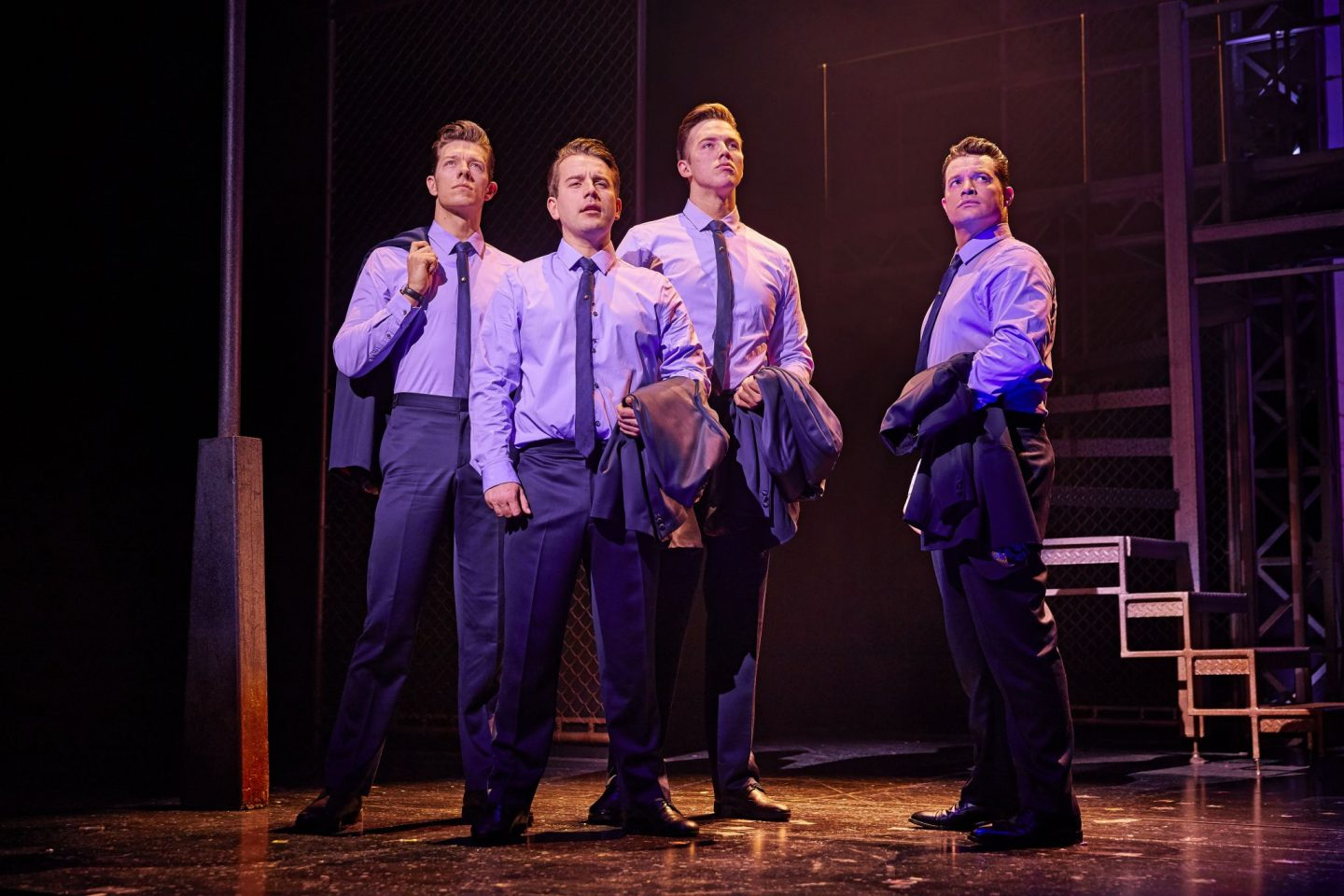 , Jersey Boys at Wales Millennium Centre Review