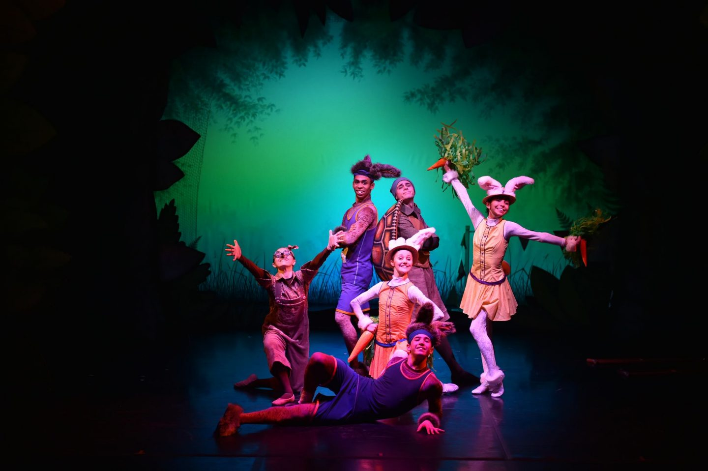 ", Northern Ballet Makes Cinema Debut With Children's Ballet ""Tortoise and the Hare"" This Saturday"