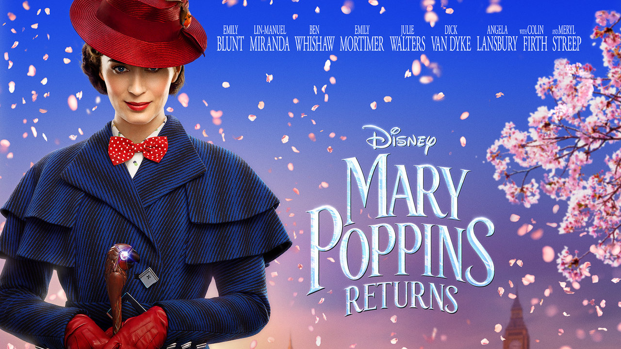 , Our Mary Poppins Returns Adventure