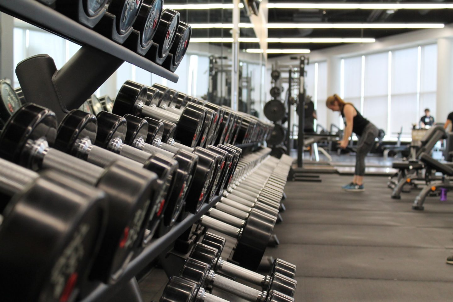 , Working In A UK Gym