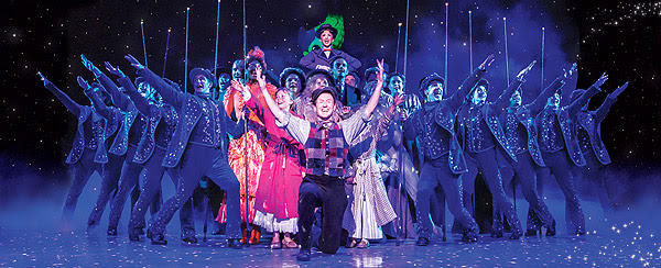 , Mary Poppins The Musical Returns to the West End Autumn 2019