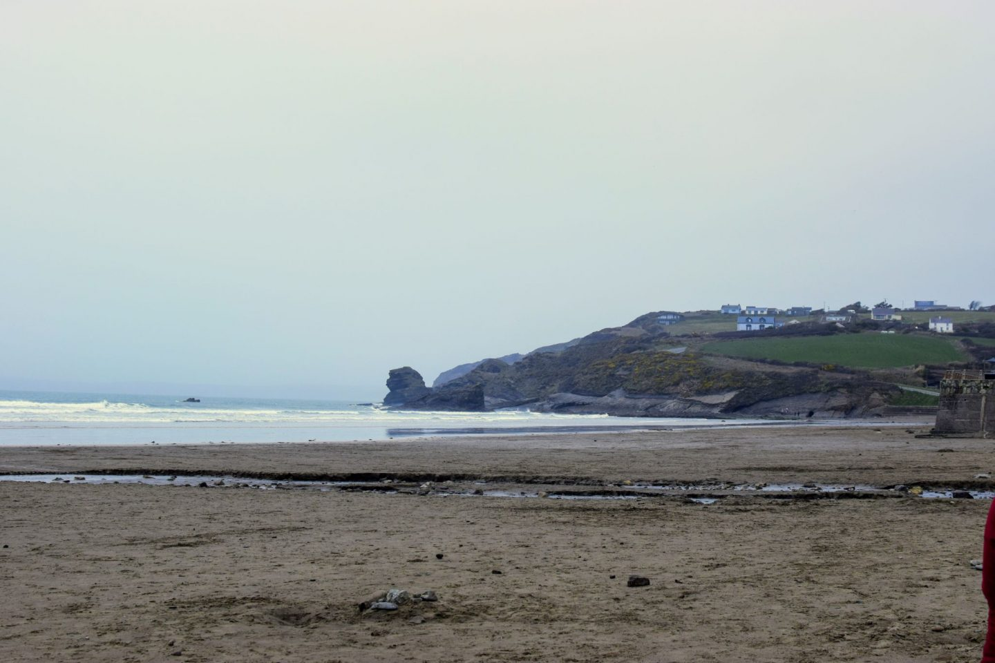 , Days Out:  Snapshots Broad Haven Beach, Pembrokeshire