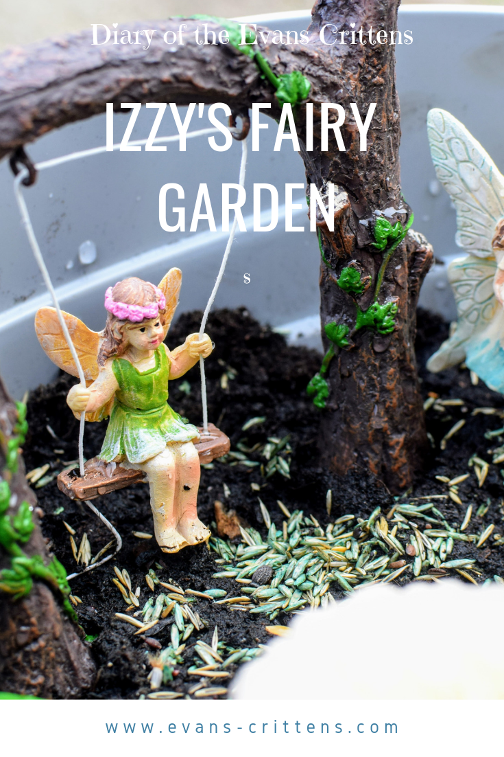 , Izzy's Fairy Garden #Ad #Giveaway #Review