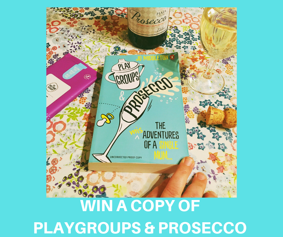 , Playgroups and Prosecco Book Review & Giveaway #Ad – Gifted