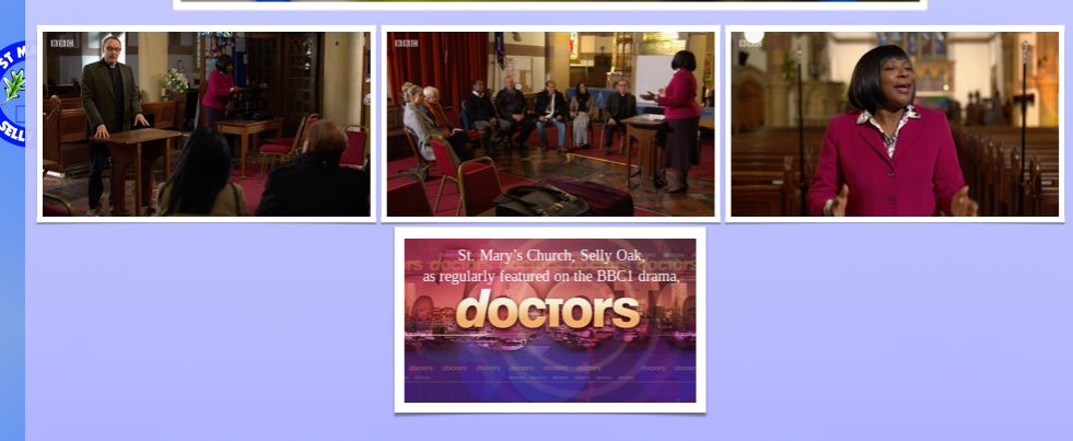 , Visiting the BBC One Doctors Set #Soapland