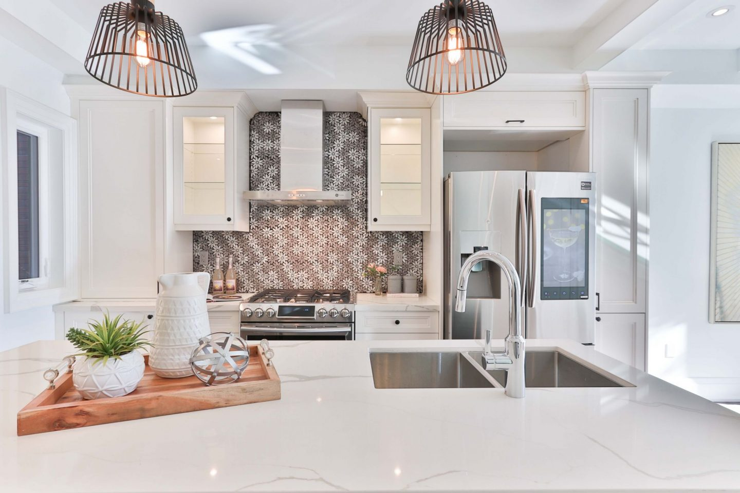 , Home:  What  Goes Into a Kitchen Remodel?