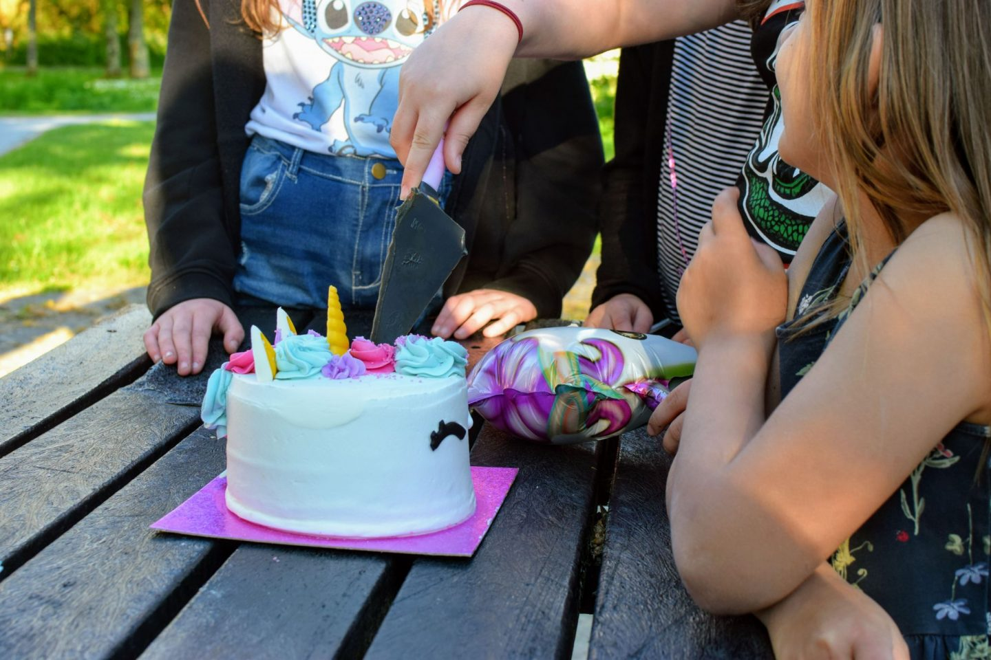 , Snapshots of Cerys' Birthday