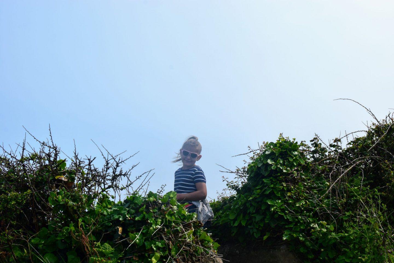 , Exploring Lindsway Bay