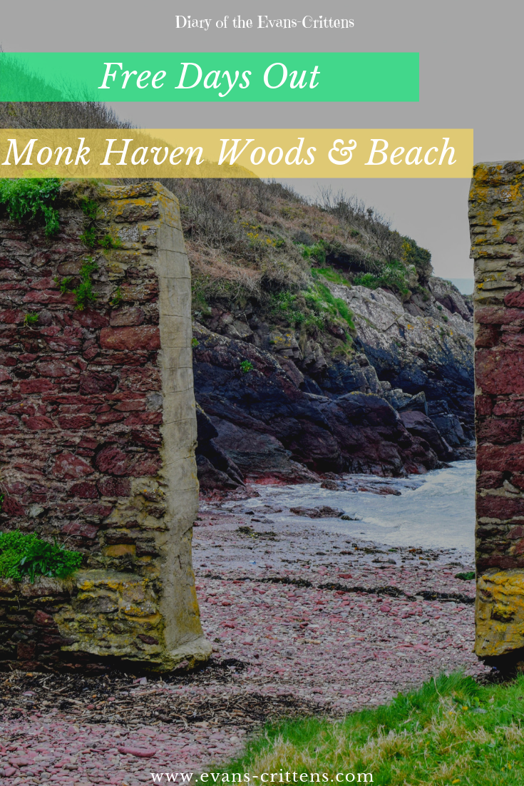 , Monk Haven Woodland Walk and Beach