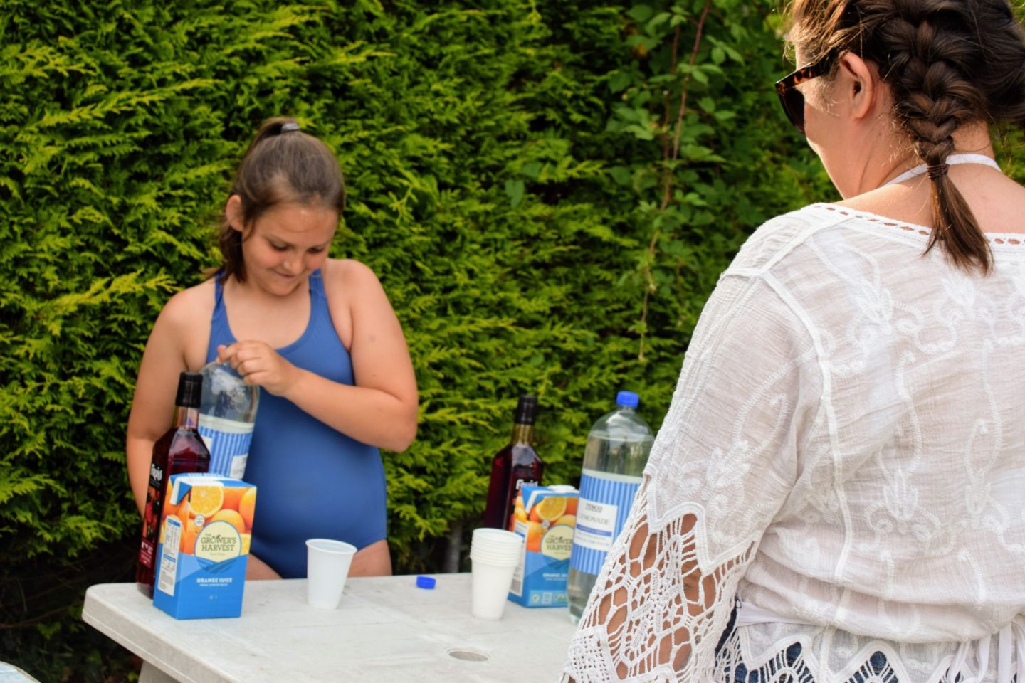 , Snapshots of our Carnival Party BBQ