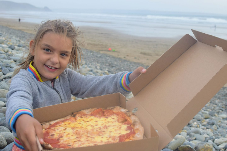 , Pizza on the Beach, Newgale, Pembrokeshire