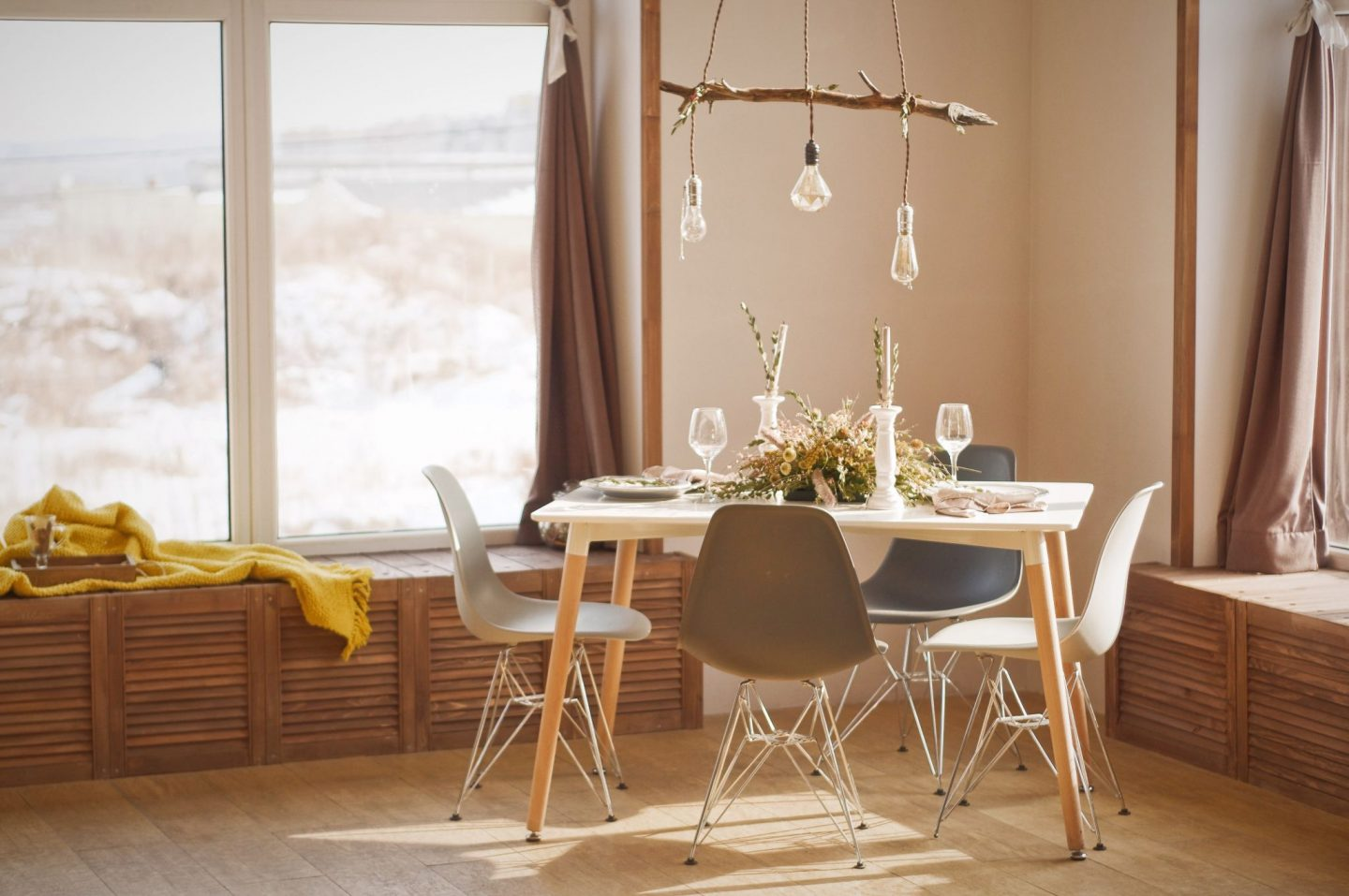 , 5 Ways to Revamp Your Dining Room