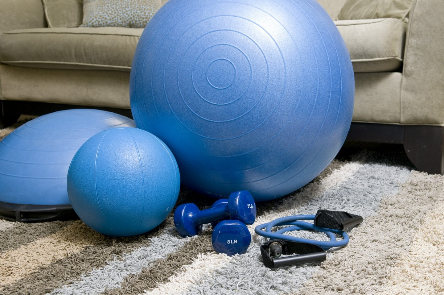 , Creating A Home Gym