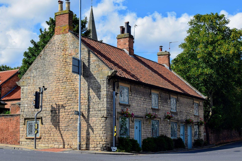 , Exploring Edwinstowe Village, Nottinghamshire