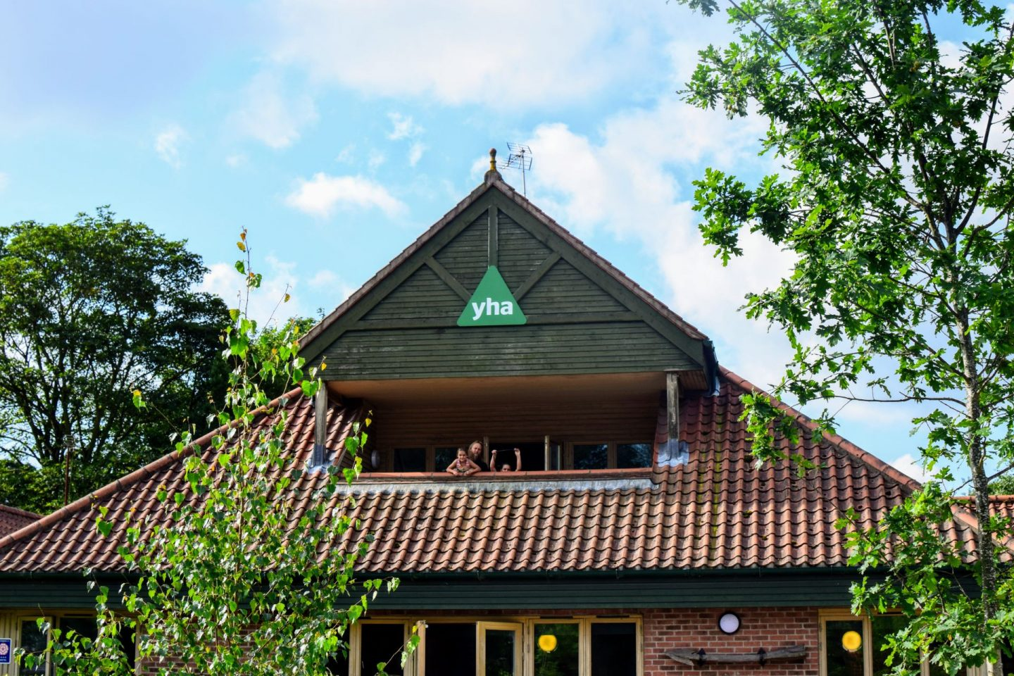, Staying at YHA Sherwood Forest, Edwinstowe