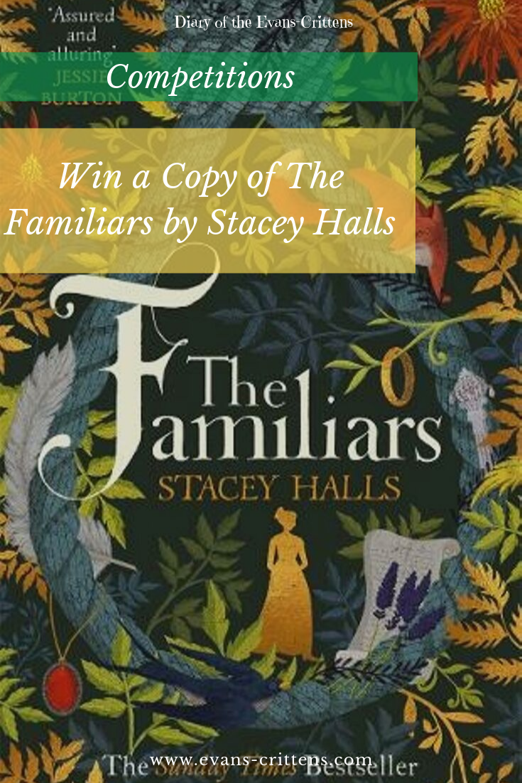 ", Autumn Reads (Plus Win a Copy of ""The Familiars"")"