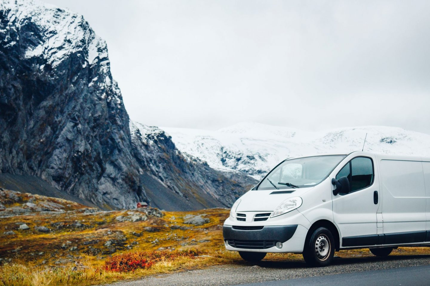 , The Advantages of a Van for Your Family Vehicle