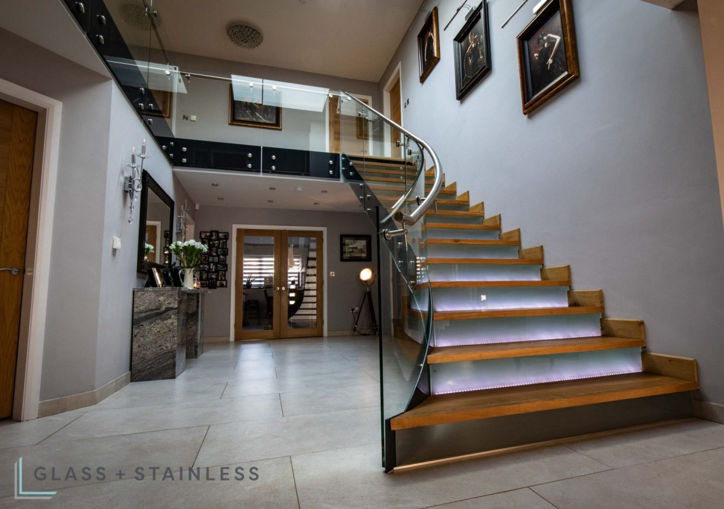 , Home:  Make an Entrance (in The Hallway)