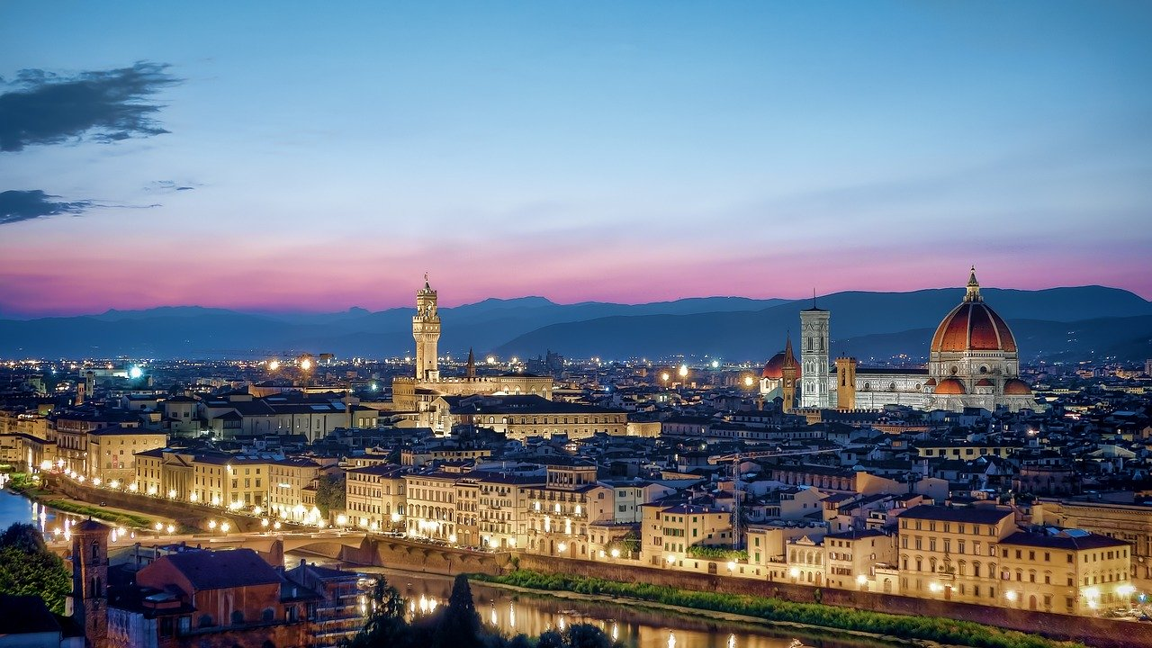 , Travel:  Florence for Families