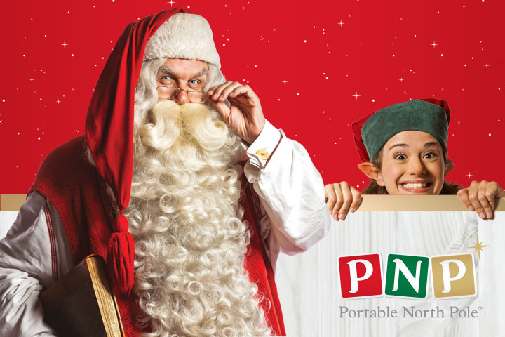 , AD |Create a Christmas Your Child Won't Forget with a Premium Video from Santa|Plus a Chance to Win 1 of 5 PNP Magic Pass Codes