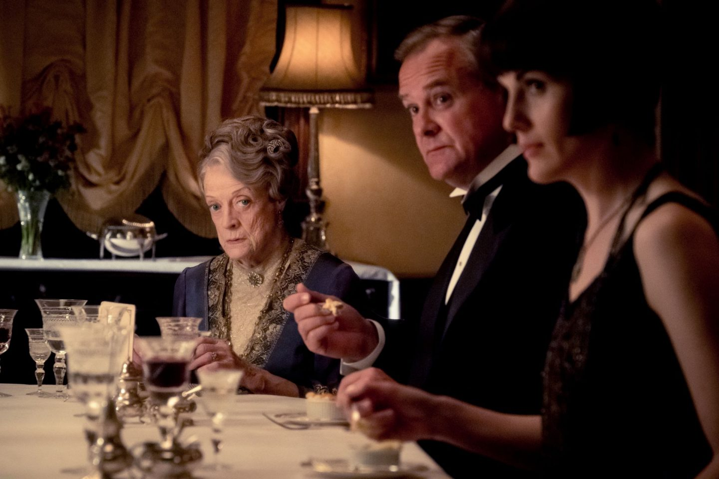 , Downton Abbey The Movie Review & Blu- Ray Giveaway