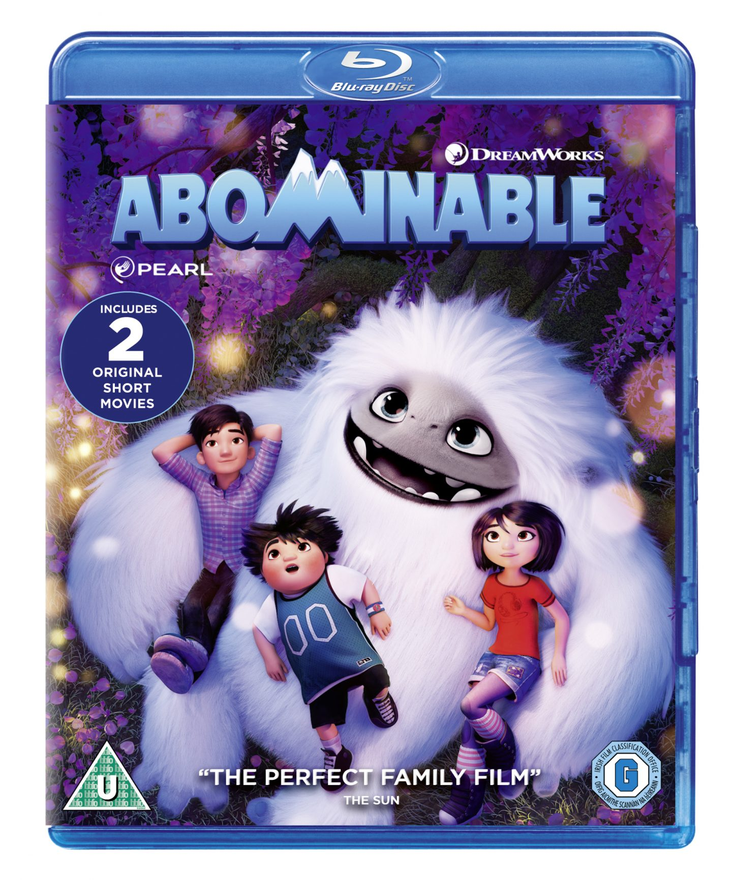 , Abominable Movie Review and Blu-Ray Giveaway