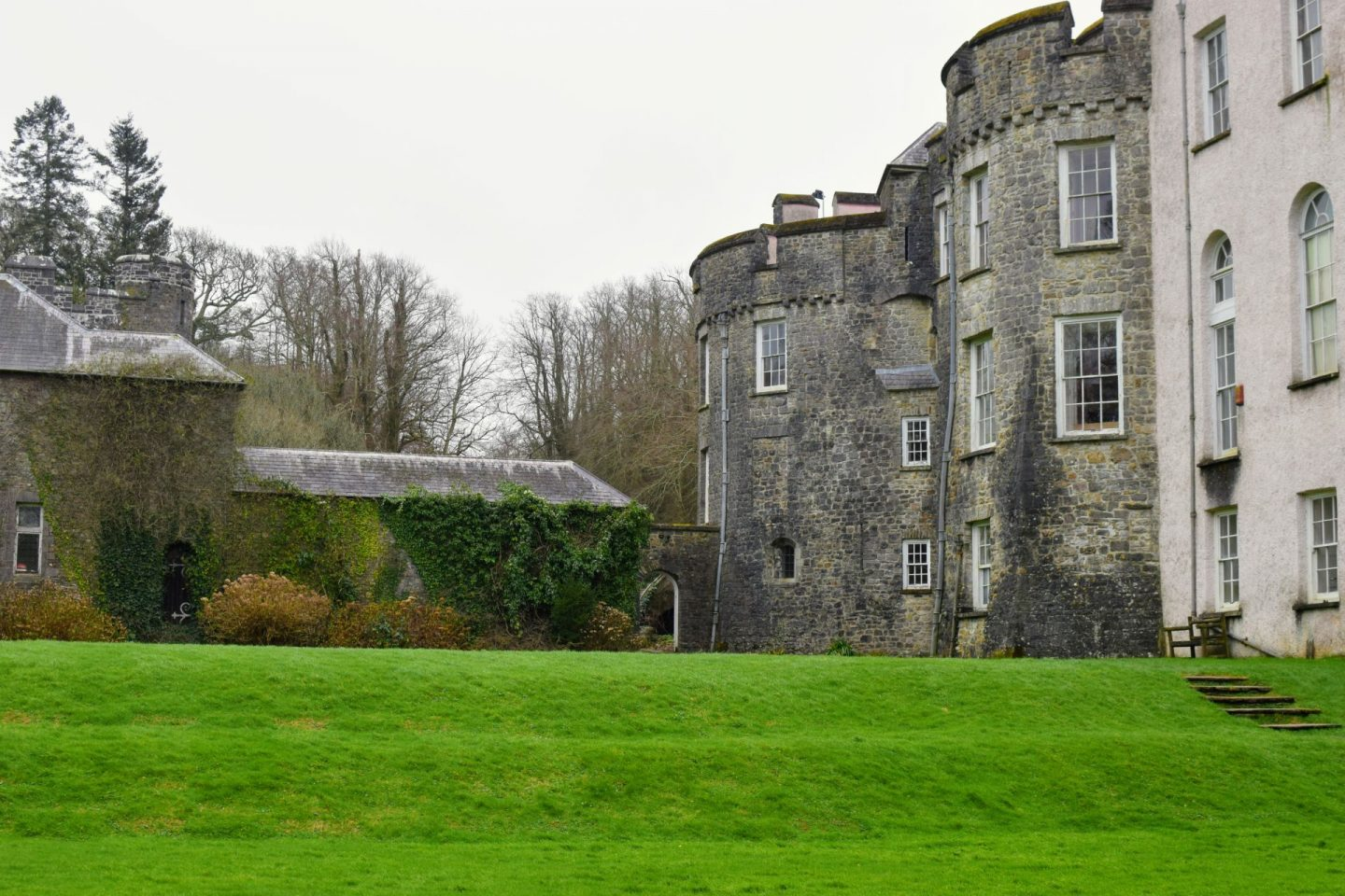 , Visiting Picton Castle and Gardens, Pembrokeshire