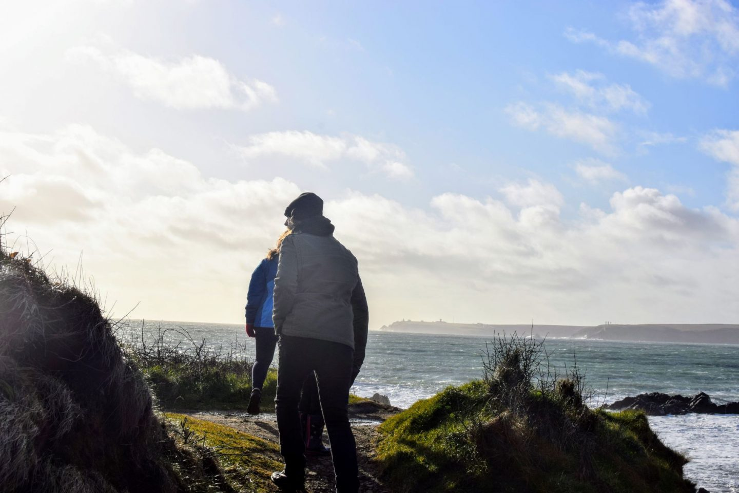 , Our last Day Out (Pre Covid)- a Walk at West Angle, Pembrokeshire
