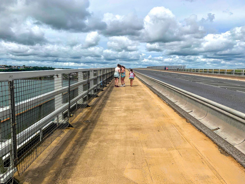 , A Stroll Along the Cleddau Bridge