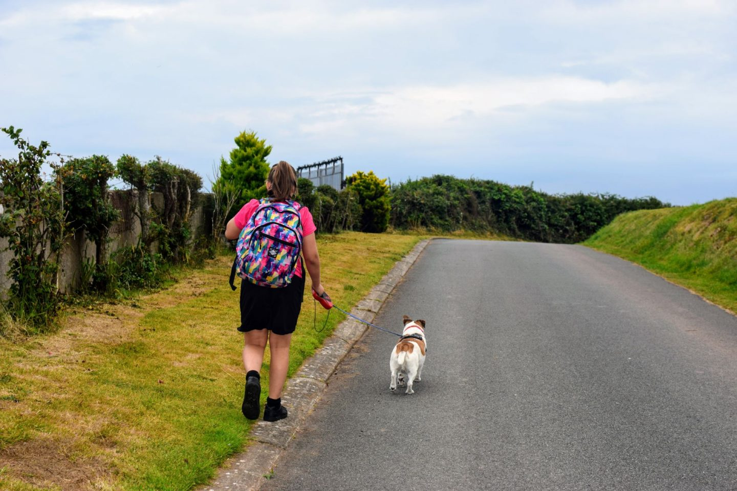 , The Day we Went to Freshwater East and Sid Came to Live With Us